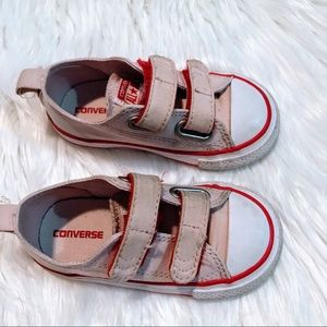 Toddler Girl Converse